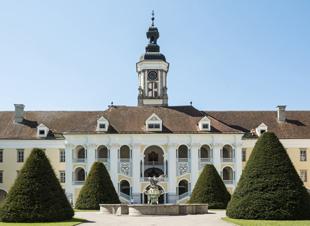 Treppenhaus Und Treppe Im Suddeutschen Barock
