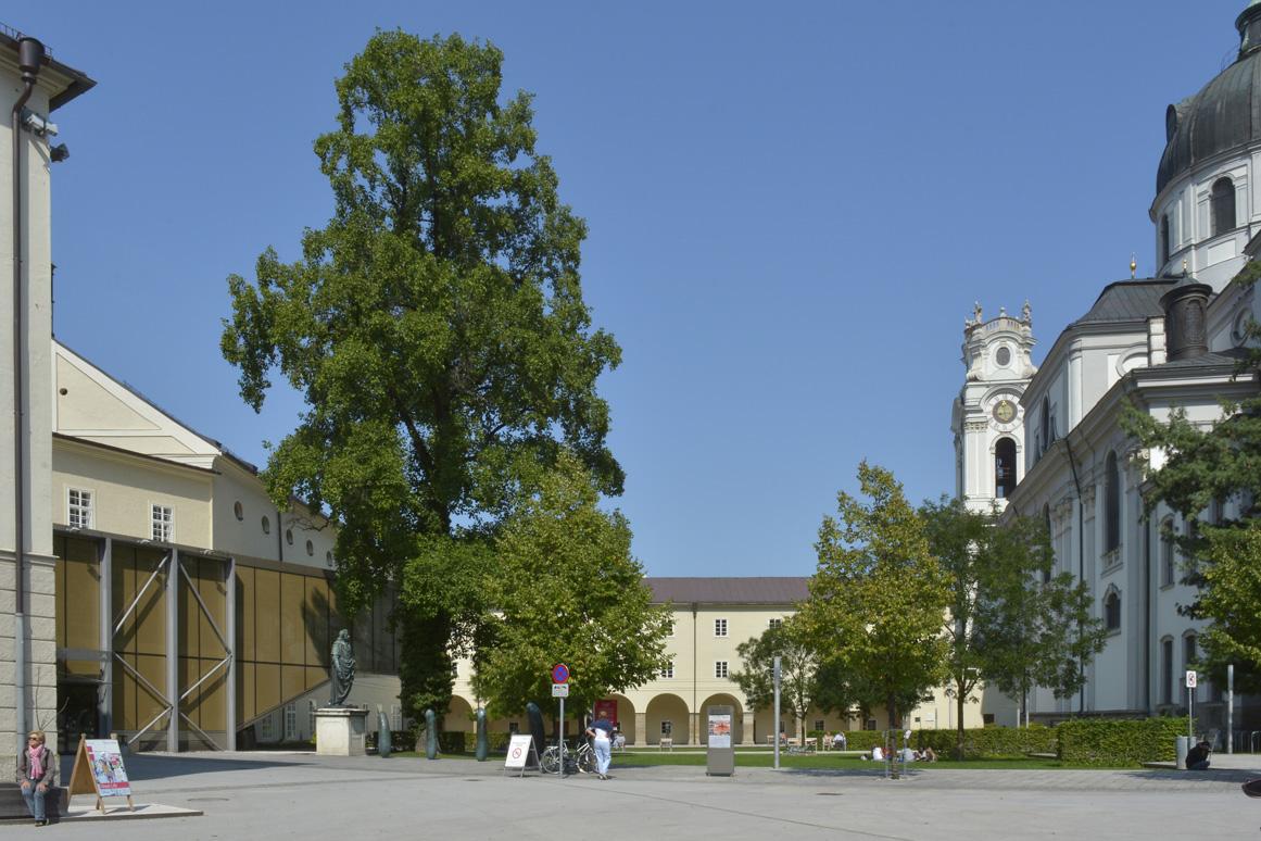 Alte Universität Salzburg